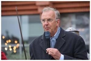 Zwammerdam schepen & Jack Veldman
