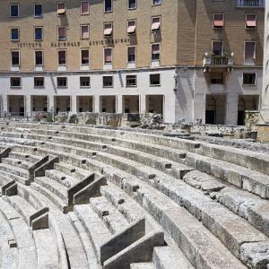 Bezoek aan Italiaanse stad  Lecce 1