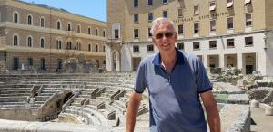 Bezoek aan Italiaanse stad  Lecce 2