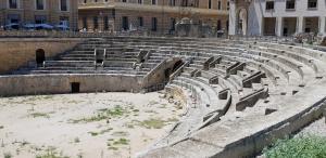 Bezoek aan Italiaanse stad  Lecce 3