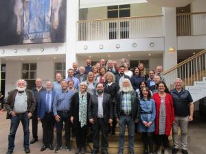 De jaarvergadering van de Destination Viking Association
